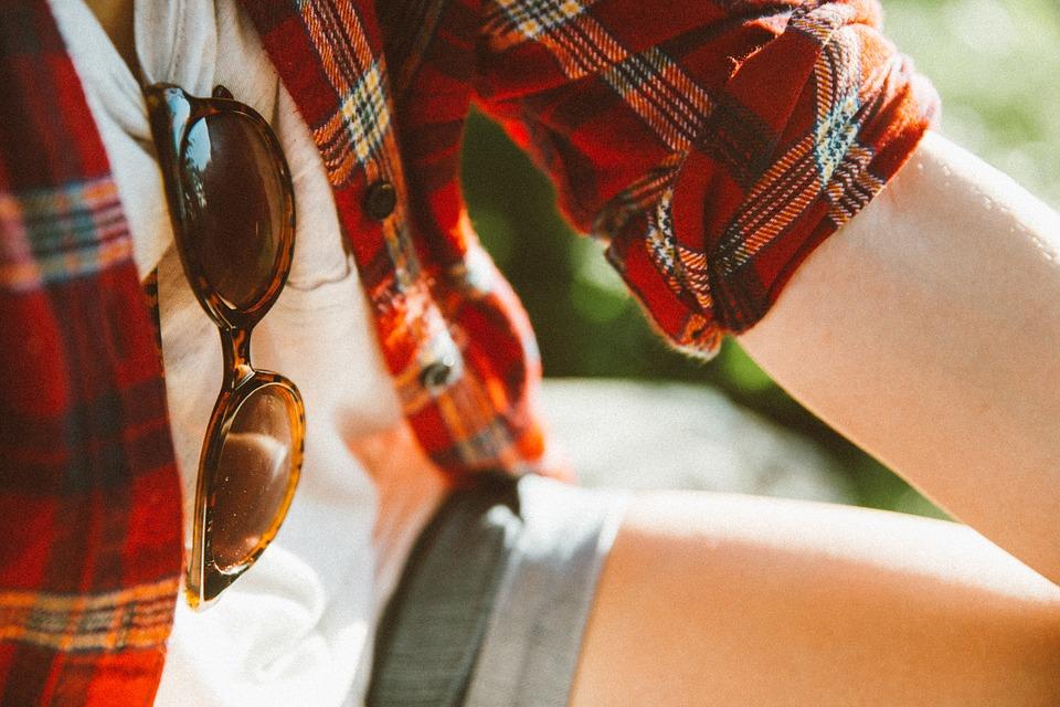 Perchè usare occhiali da sole?